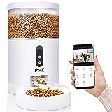 PUPPY KITTY Intelligenter Futterautomat für Katze und Hund, 4L Automatischer...