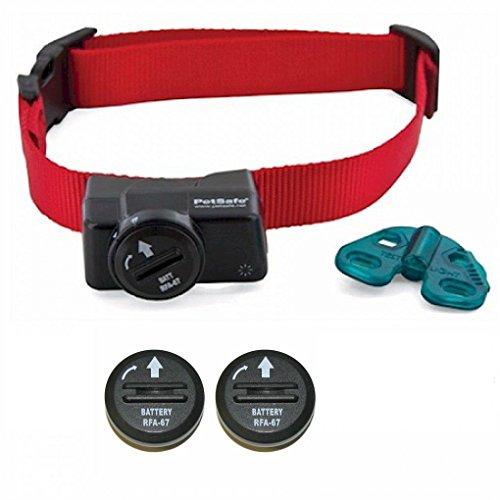 Petsafe Wireless Fence Collar - Waterproof Receiver - 5 Adjustable Levels of correction. - PIF-275-19 - Bonus 2 Batteries