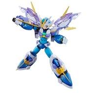 Megaman x mega armor chogokingiga bandai negro