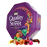 Anyone who's tasted Quality Street chocolates has their favorite flavor Whether it's The Purple One, Orange Crème, or The Green Triangle, there's a decadent flavor for everyone Nestle Quality Street chocolates are imported to over 50 countries worldw...