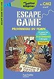 Escape game du CM2 à la 6e - Cahier de vacances 2020