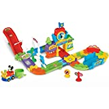 VTech Go! Go! Smart Wheels Mickey Mouse Choo-Choo Express, Great Gift For Kids, Toddlers, Toy for Boys and Girls, Ages 1, 2, 3, 4, 5