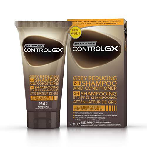 JUST FOR MEN - Champú/Acondicionador Control GX