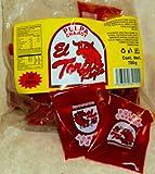 El Torito Regio Pulpitas De Chamoy Dulces Mexicanos Pulp Salted Candy 50 Pieces