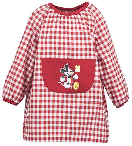 Abril Baby Colegio Mickey Rojo Cerrado (4 AÑOS)