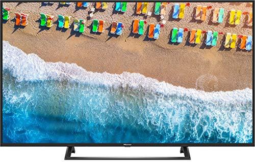 HISENSE H43BE7200 TV LED Ultra HD 4K, HDR, Dolby DTS, Single Stand Slim Design, Smart TV VIDAA U3.0...
