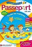 Passeport - de la Grande Section au CP - Cahier de vacances 2021