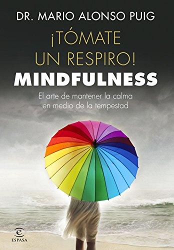 ¡Tómate un respiro! Mindfulness: El arte de mantener la calma en medio de la tempestad (FUERA DE COLECCIÓN Y ONE SHOT) [Español]