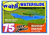 Wahii WaterSlide 75 x 12 - World's Biggest Backyard Lawn Water Slide