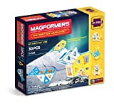Magformers My First Ice World (30-pieces) Set Magnetic Building Blocks, Educational Magnetic Tiles Kit , Magnetic Construction STEM Toy Set (Toy)