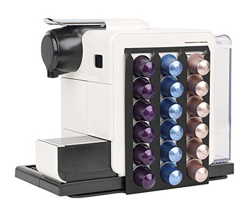 U-CAP, Portacapsule /Distributore di capsule per Nespresso LATTISSIMA TOUCH e PLUS