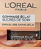 L'Oréal Paris – Gommage éclat pour le visage et les lèvres – Sucres de soin...