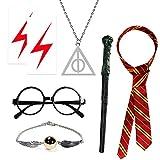 U&X Fournitures de fête d'anniversaire de Magicien, Accessoires de...