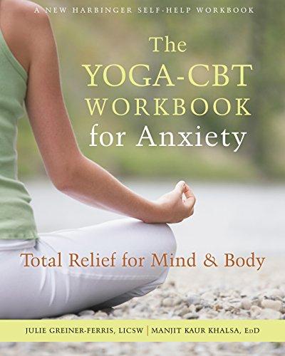 El libro de ejercicios de Yoga-TFG/TFM para la ansiedad: alivio total para la mente y el cuerpo