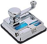 OCB 3013 Mikromatic Duo Machine à Tuber, Chrome Poli, 20 cm
