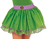 RUBIE'S COSTUME COMPANY Women's TMNT Classic Donatello Tutu Costume, Green, Standard
