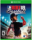 Xbox One RBI 18 Baseball (Video Game)