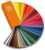 RAL Classic K5 nuancier semi-mat