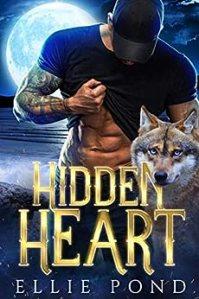 Hidden Heart: A Dark Wing Series Paranormal Romance Book by [Ellie Pond]
