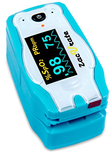 Children Digital Fingertip Pulse Oximeter
