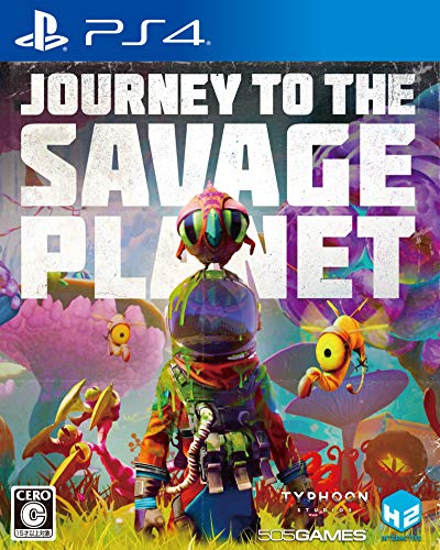 Journey to the savage planet - PS4