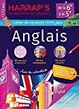 Harrap's cahier de vacances anglais 6ème