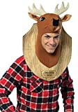 Rasta Imposta Trophy Head Deer, Brown, Standard