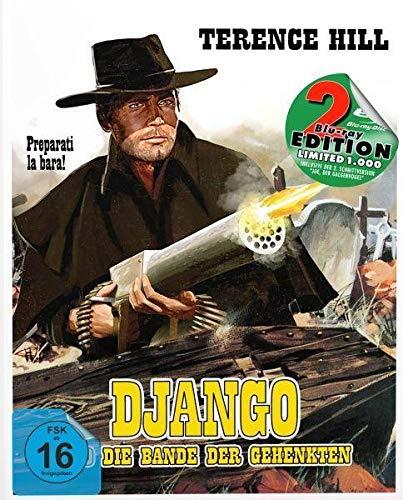 Django und die Bande der Gehenkten - Mediabook - Cover B [Blu-ray]