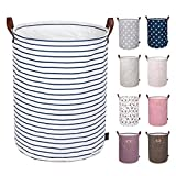 DOKEHOM 19-Inches Thickened Large Laundry Basket...