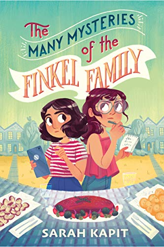 The Many Mysteries of the Finkel Family by [Sarah Kapit]