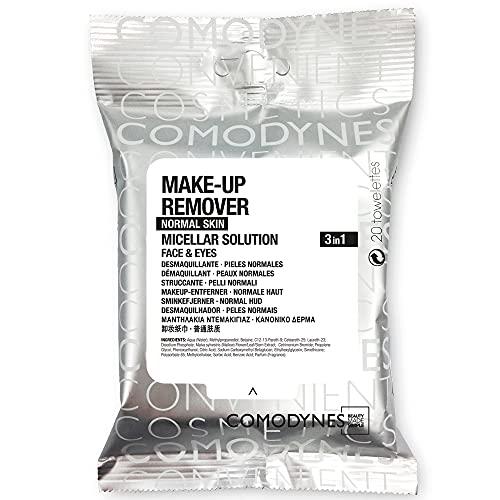 Comodynes Toallita Desmaquillante para piel normal - 20 Unid