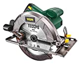 TECCPO Professional Scie Circulaire Électrique, 1200W,...