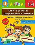 Cahier d'exercices Compréhension à la lecture Apprendre l'Anglais avec des...