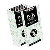 FablittleBag mini sacs poubelle hygiéniques biodégradables (pour tampons...