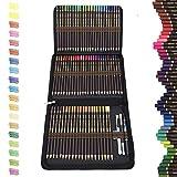 72 Meilleur Crayons de Couleurs Outils à dessin,Sets de dessin crayon de...