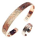 Pure Copper Magnetic Ring & Bracelet for Arthritis Relief,Women
