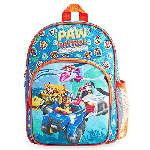 Paw Patrol Mochilas Escolares, Mochila Patrulla Canina 29 cm, Material Escolar Bonito, Regalos Para Niños