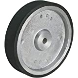 Grizzly Industrial G9242-10' Aluminum/Rubber Wheel For G1015