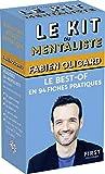 FIRST Le kit du mentaliste - Le Best-of en 94 fiches Pratiques