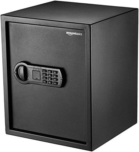 AmazonBasics Home Safe - 1.52 Cubic Feet(43.04 litres)