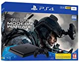 Sony PlayStation 4 Slim 1 To + Call of Duty Modern Warfare, Avec 1 manette...