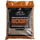Traeger PEL319 Hickory 100% All-Natural...