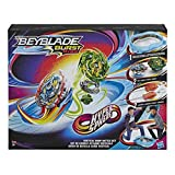 Beyblade Burst Rise – Arene Hypersphere Set de Combat Attaque Verticale