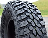 Forceum M/T 08 Plus Mud Off-Road Light Truck Radial Tire-27X8.50R14LT 27X8.50X14 27X8.50-14 95Q Load Range C LRC 6-Ply BSW Black Side Wall