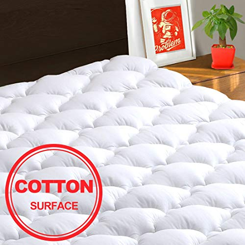 51bFyQh2uqL - 4 Best Cooling Mattress Pads To Buy in 2020