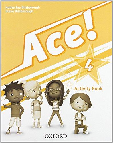 Ace! 4: Activity Book - 9780194006903