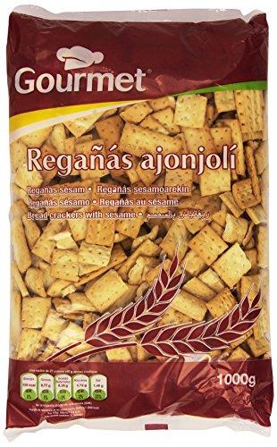 Gourmet Regañás Ajonjolí, 1000g
