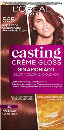 L'Oreal Paris Casting Crème Gloss Coloración Sin Amoniaco