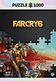 Good Loot Far Cry 6: Dani - Puzzlespiel mit 1.000 Teilen und den Maßen 68cm x 48cm | inklusive Poster und Tasche | Spiel-Artwork für Erwachsene und Teenager