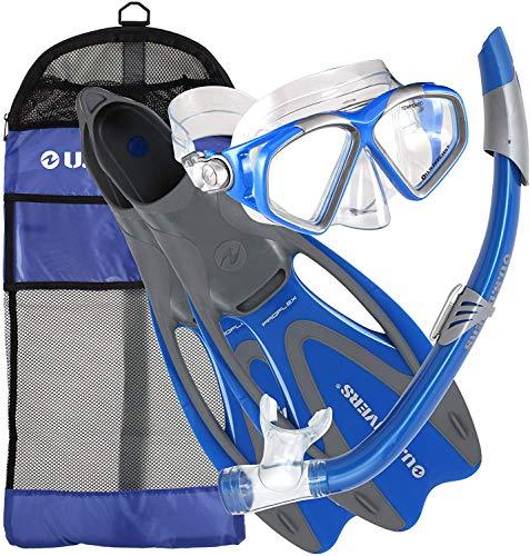 U.S. Divers Cozumel Snorkeling Set